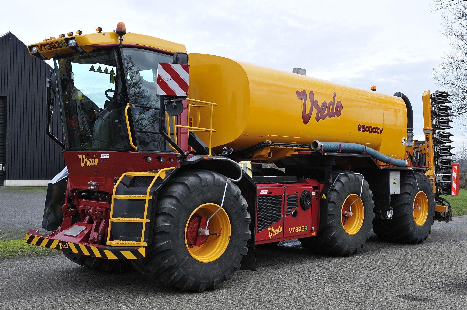 Tankoplegger Wesselink
